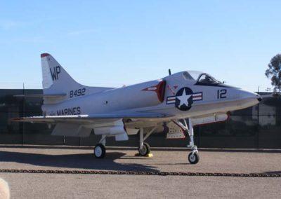 Douglas  A4-2N (A-4C) Skyhawk