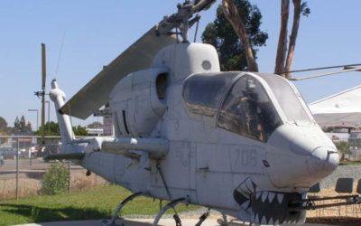 AH-1J Sea Cobra