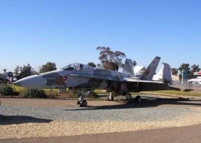 McDonnell Douglas FA-18A Hornet – Aggressor Colors