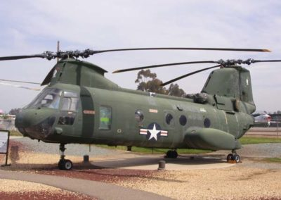 Boeing Vertol Sea Knight CH-46 Helicopter – Lady Ace