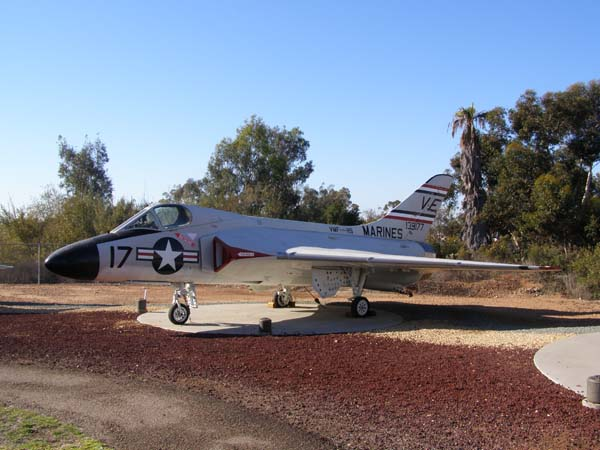 Douglas F4D Skyray Flying Leatherneck Historical Aviation Museum San Diego