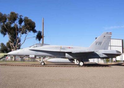 McDonnell Douglas FA-18A Hornet