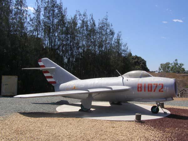 Mikoyan - Gurevich MiG-15 Fagot Flying Leatherneck Aviation Museum