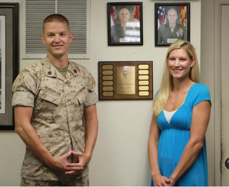 2011 Marine Wife Award, Flying Leatherneck Historical Foundation