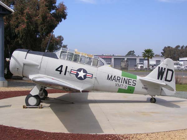 North American SNJ-5 Texan