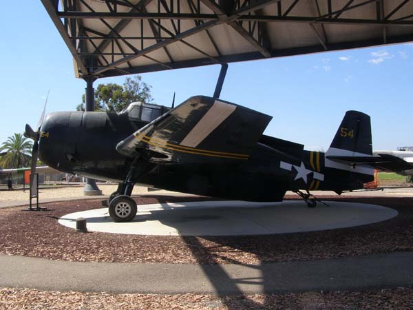 General Motors TBM-3E Avenger Flying Leatherneck Aviation Museum
