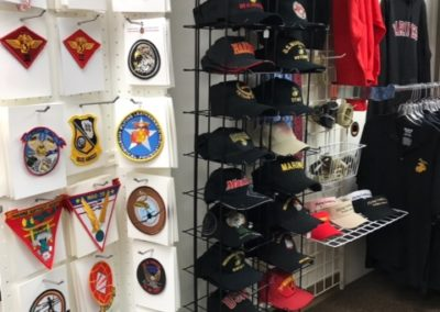 Aviation Hats & Patches museum store products