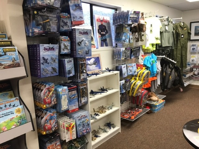 Museum Store | Flying Leatherneck Aviation Museum