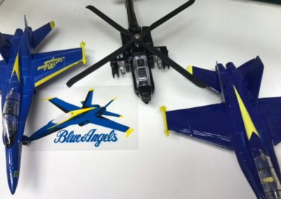 Blue Angels Gear museum store products