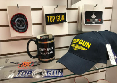 Top Gun Aviation Gear Museum Store Products