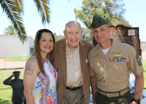 "Maj Glenn Ferguson named ""San Diego Veteran of the Month"""