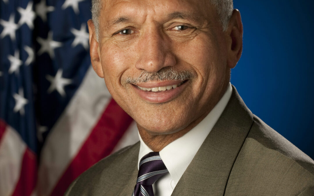 Major General Charles F. Bolden, Jr.; Marine, Astronaut, Leader & Patriot