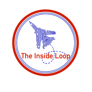 Logo for the Inside Loop, Q & A with Flying Leatherneck Aviation Museum