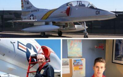31 Years Flying the A4 Skyhawk