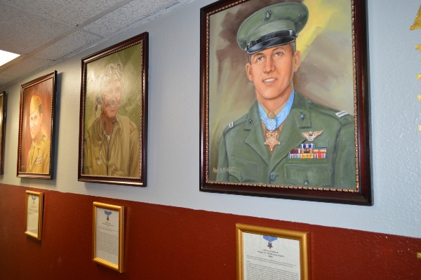 Alvis Grant's Hall of Heroes