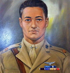 Hall of Heroes: Major John Lucian Smith
