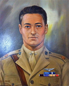 Hall of Heroes: Major John Lucian Smith