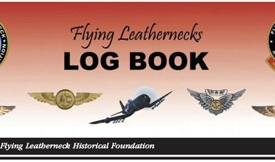 Introducing the Digital Version of the Flying Leathernecks Log Book