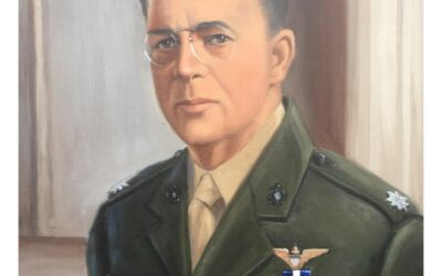 Notable Flying Leathernecks: Alfred A. Cunningham